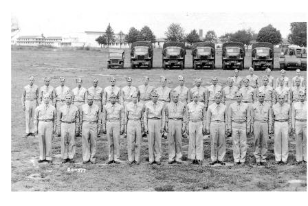 Battery C, 4th Infantry Division — 44th Field Artillery